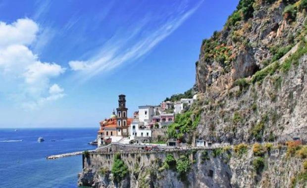 Tour Di Costiera Amalfitana Con Noleggio Conducente
