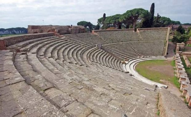 Tour Di Ostia Antica Con Noleggio Conducente